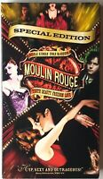 Moulin Rouge (VHS, 2002, Special Edition)