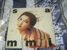 a941981 鄭秀文 Sammi Cheng First and Only LP Sealed