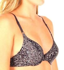 07959 Maidenform T-shirt Bra Party on Python ONE FAB FIT 36A  size NWT 7959 K440