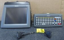 Psion Teklogix 8530 G2 Vehicle Mounted Computer Terminal + Keyboard & Cable