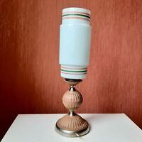 Brutal  Vintage soviet table lamp. original. USSR Sh
