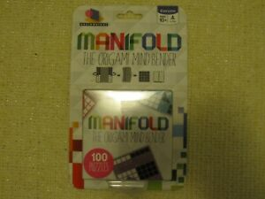 Manifold: The Origami Mind Bender puzzle game