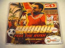 SHAGGY FEAT. TRIX & FLIX  Feel The Rush  MAXI CD