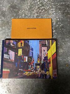 Louis Vuitton New York Travel Book