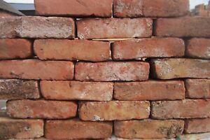 reclaimed bricks Hand made 2 1/2inch deep