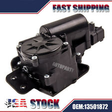 Rear Power Lift Tail Gate Lock Actuator Latch 13501872 For Cadillac Chevy Black
