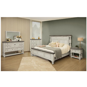 Crafters and Weavers Stonegate Bedroom 5 Piece Set