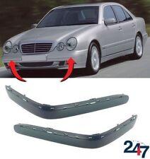 Mercedes E Klasse W211 Avantgarde Stoßstange Zierleisten Leisten links 2002-2006