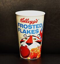KELLOGG'S FROSTED FLAKES TONY THE TIGER DOUBLE WALL INSULATED COFFEE TEA MUG CUP