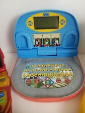 "RARE Thomas The Train Fisher Price Thomas ""LEADER OF THE TRACK"" Laptop Musical"