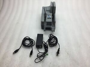 Digital Check TellerScan 230 - 65DPM Check Scanner TS230 W/ Power & USB TESTED