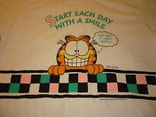 Garfield Vintage Shirt ( Size L ) RARE & NEW DEADSTOCK!!!