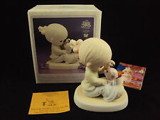 Precious Moments 526827 You Can Always Count on Me Piggy bank ES Free Shipping