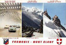 BT14630 Chamonix mont blanc car voiture         France