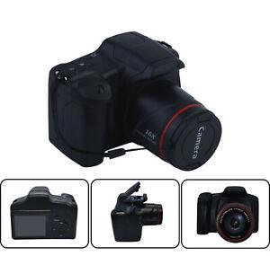 Digital SLR Camera 3.0 Inch TFT LCD Screen 16X Zoom HD 16MP 1080P  Anti-shake