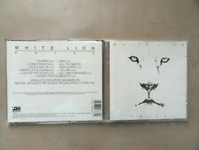 WHITE LION Pride CD Atlantic 7 81768-2 Hard Rock