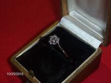 Reinheit VS Gute Echte Diamanten-Ringe für Damen