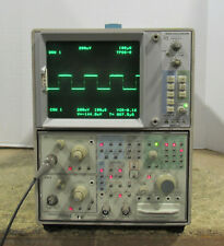 Tektronix Model 7603 2-Channel Analog Oscilloscope 100 MHz Tested and Working