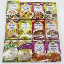 Pack Of 10 Indian Pakistani Spices Mix Masala Some Past Expiry Date