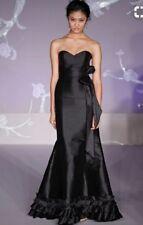 Alvina Valente Bridesmaid Dress Style 9128 Size 12 Black