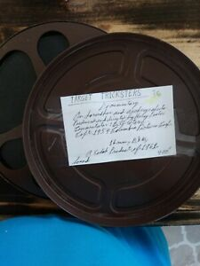 TARGET TRICKSTERS RARE 16MM DOCUMENTARY COOL FILM GREAT COLLECTABLE AWESOME FIND