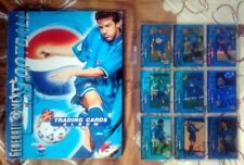 1997 Team Pepsi Soccer Cards Complete Set in Album. From Thailand.Loaded W/Stars