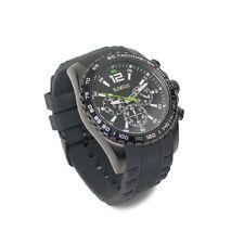 Skoda RS Chronograph MVF76-018 Armbanduhr Uhr Watch Edelstahlgehäuse