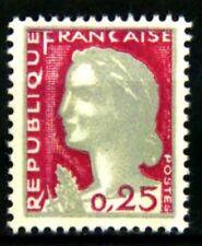 France 1960 Yvert n° 1263 neuf ** 1er choix
