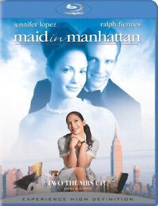 Maid in Manhattan [Blu-ray] [Blu-ray] - DVD - Free Shipping. - New