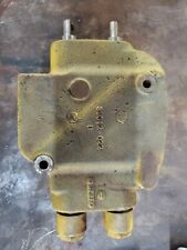 John Deere 410D stabilizer valve