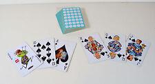 Vintage Schering Coricidin 'D' Playing Cards Pharmaceutical/RX Art Deco Design