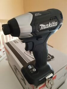 Makita 18V Lithium‑Ion XDT15Z Black Limited Cordl.Sub‑Compact Impact Driver 2020
