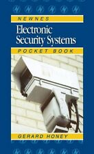 Electronic Security Systems Pocket Book,HB,Gerard Honey - NEW