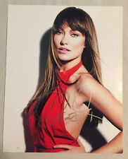 Olivia Wilde Actress Movie Star Hollywood Autographed 8x10 Signed Photo COA