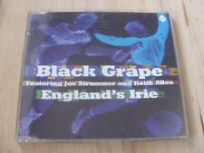 Black Grape (& Joe Strummer):  England's Irie   NM CD single