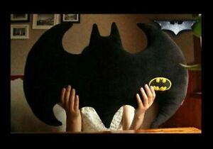 Batman Pillows Black The Dark Knight Rises Cushion Home office decor 30x48cm New