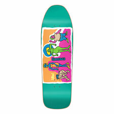 Blind Re-Issue Skateboard Deck Screen Printed Gonz Colored People Blue