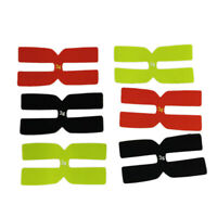 6Pcs 3G Tennis Racket Weight Balance Strips Silicone Tennis Racquet Tapes B D6Y2