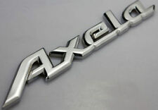 1X NEW JDM Mazda Axela Emblem Badge sticker decal Mazda3 MS3 M6 Mazdaspeed