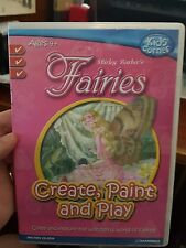 Fairies - Create Paint and Play - PC GAME - FREE POST