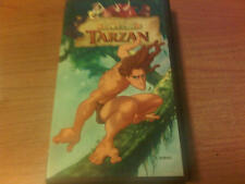 VHS ORIGINALE DISNEY TARZAN 9/2000
