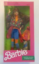 1990 United Colors of Benetton Teresa (Barbie) Doll Brand New Sealed NRFB #9408