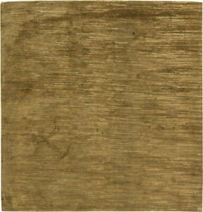 M Group Design Warm Brown Rug N11553