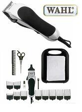 Wahl Tondeuse à cheveux chrompro + accessoires nez/oreilles coupe pour 42040