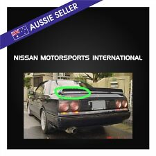 NISSAN MOTORSPORTS INTERNATIONAL Sticker for R31 Skyline Wing Rear HR31 GTS GTSR