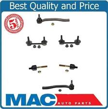 97-01 Prelude (4) Tie Rods & Front Sway Bar Links 6Pc KIT
