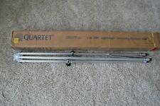 Lightweight Aluminum Quartet Easel 49E - 29964  Adjustable 34-66 inches Height