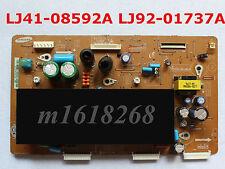 Samsung Plasma 42U2P_Y-MAIN Board Samsung LJ41-08592A LJ92-01737A