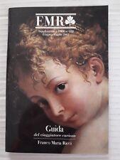 Supplemento Guida del viaggiatore curioso FMR n.158 Franco Maria Ricci 2003