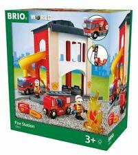 BRIO Fire Station 12pc 33833